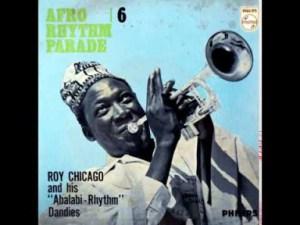 Roy Chicago - ASIKO NLO